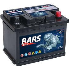 BARS 12V 65 Ah 590A EN AUTOBATTERIE ersetzt 53Ah 54Ah 55Ah 58Ah 62Ah 63Ah 65Ah