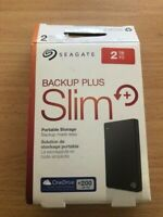 """Seagate Backup Plus 500GB 2.5"""" Slim HDD 7mm - ST500LM034 - New with Warranty"""