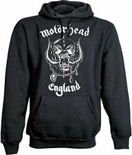Motorhead - Felpa con cappuccio Uomo