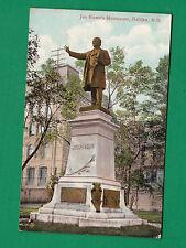 CANADA - JOE HOWE'S MONUMENT, HALIFAX, N.S. VINTAGE PC 2413