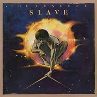 NEW CD Album Slave - The Concept (Mini LP Style Card Case)
