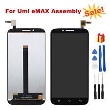 """Per 5.5"""" UMI EMAX Display LCD + Touch Screen digitalizzatore Assembly sostituzione dello strumento"""