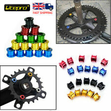 4/5PCS Single/Double/Triple Chainring Bolts AL7075 MTB Road Bike Chainset Screws