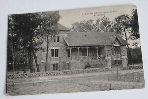 Carte postale ancienne Saint Brévin Plage des Rochelets Chalet Les Cytises CPA