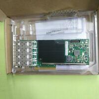 DELL INTEL ETHERNET X710 BNDC 10GB QUAD PORT BLADE NETWORK DAUGHTER CARD Y348Y M