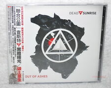 Linkin Park Dead By Sunrise Out of Ashes Taiwan CD w/OBI