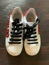 """Cotton On Kids """"You Go Girl� Sneakers Tennis Shoes Size 13 Youth"""