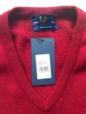 Fred Perry Lambswool V Neck Jumpers & Cardigans for Men