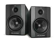 M-Audio BX5 D2, Etude Moniteur Actif Professionnel Bi-amplifiés Grand pour Pro