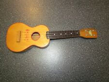 Vintage Harmony Ukulele Light Colored Wood 1960's Soprano