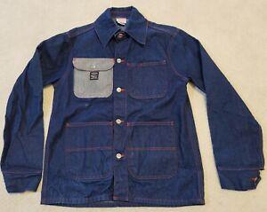 Vintage Pointer Brand RN 14916 DENIM Jacket Size SMALL