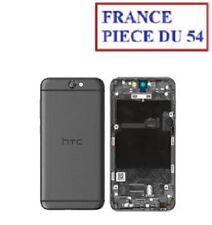 CACHE ARRIERE BATTERIE COQUE NOIR BLEU  HTC ONE A9