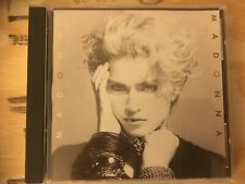 Madonna First Cd - Lucky Star, Borderline, Burning up, Holiday