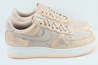 Womens Nike Air Force 1 '07 PRM Size 7 Shoes AF1 Metallic Bronze 616725 901