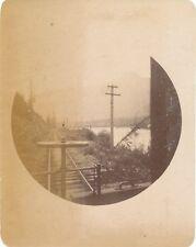 Original Kodak No 2 Photo Railway S.P.R.R. Canada C1889