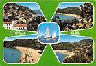 Cartolina - Postcard - Elba - Fetovaia- vedutine - anni '70