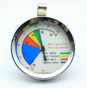 British Rototherm Refrigerator Thermometer