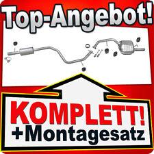 Auspuff MAZDA 5 CR19 1.8 2.0 85//107 KW 116//146 PS 2005-2010 Auspuffanlage 0734