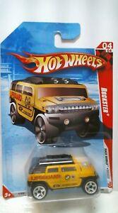 2010 Hot Wheels 180/240 Race World Beach Rockster