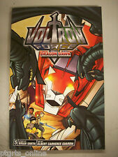 kiz Voltron Dragon Dawn Volume 5 Viz Media (2012) Trade Paperback New