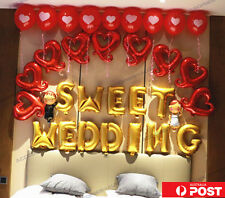 16 inch Foil Balloon Love Heart Couple Sweet Wedding Party Home Decoration