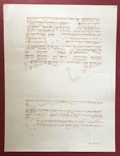 Oskar Holweck, Motiv 74/6, Serigraphie, 1974, handsigniert und betitelt