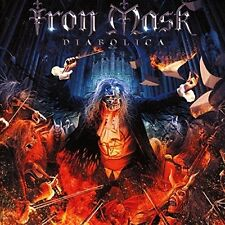Iron Mask - Diabolica [New CD]