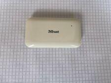 TRUST 4 Port Slimline USB 2.0 Hub  #16586 MINI HUB