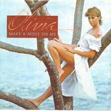 OLIVIA NEWTON-JOHN  Make A Move On Me / Falling 45 with HOT PicSleeve