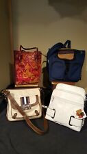 Lot Vintage Handbags Purses Backpacks