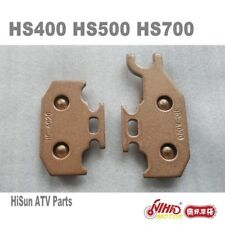 58 HISUN ATV UTV Parts Rear brake pads HS500 HS700 HS800