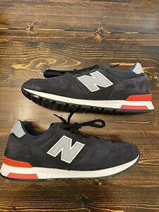 New Balance 565 Blue Athletic Shoes for