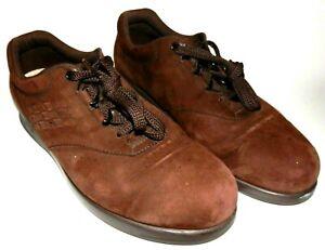 SAS Femmes Chaussures Cuir Daim Poche Confort taille US 7,5 M