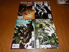 """Spider-Man Noir """"Eyes Without A Face"""" #1, #2, #3, #4 - COMPLETE SET! David Hine"""