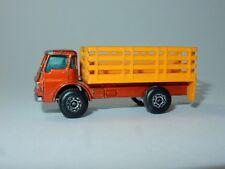 Lesney 1976 Matchbox Superfast Cattle Truck No.71