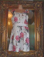 Linen Floral NEXT Dresses for Women