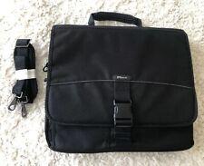 New Targus Laptop Bag Black Computer Briefcase Tote Storage Organization Office