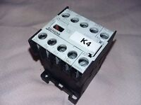 SIEMENS 3TF2 3TF22010 0AC2 1NO 4 KW COIL 24 V AC CONTACTOR  G ***