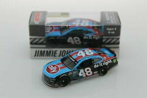 JIMMIE JOHNSON,  BRAND NEW, 1/64 ACTION 2020 CAMARO ZL1, ALLY DARLINGTON, #48