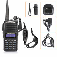 Baofeng UV-82L V/UHF 2000mAh Battery 2m/70cm Ham Two-way Radio Walkie Talkie US