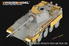 1/35 New Voyager PEA139 German Panther F Anti Aircraft Armour(For DRAGON 6