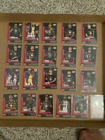 2019-20 Panini Instant Los Angeles Lakers 21 Card Lot Anthony Davis Rajon Rondo