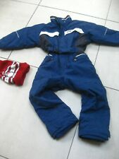 CROSS Kids boys Girls Waterproof One piece Snow Suit ski rain size 4 5 years