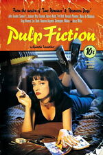 "21 Pulp Fiction - 1994 American Hot Film Art 14""x21"" Poster"