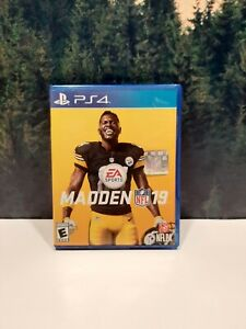 Madden NFL 19: Sony PlayStation 4 PS4 Football Game