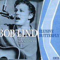 Bob Lind - Elusive Butterfly: Complete 1966 Jack Nitzsche [New CD] UK