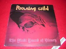 Running Wild - First Years of Privacy, N0184-1, Vinyl LP 1991, 1. Press