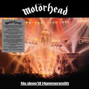 Motörhead - No Sleep 'Til Hammersmith (NEW 2CD) Motorhead