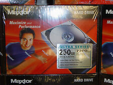 MAXTOR Ultra 250GB 3.5in SATA/133 16MB-Cache 7200 RPM HDD with Installation Kit