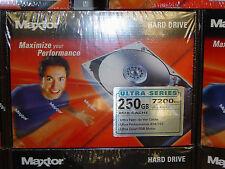 MAXTOR 250GB 3.5in SATA/150 Ultra Series 7200RPM HD w/Installation Kit-NEW Other